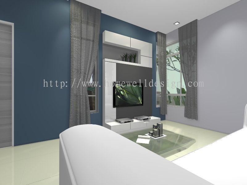 Johor bahru jb 3d drawing from homewell design amp renovation works