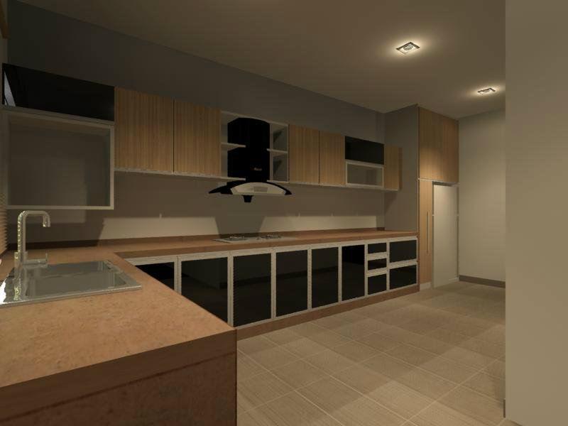 Johor WET KITCHEN Kitchen Cabinet - Interior Design ...