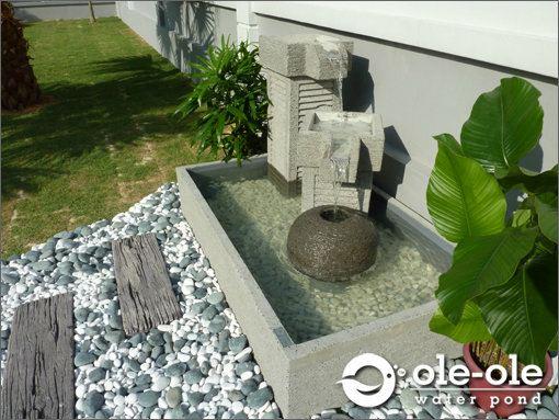 Johor p5xl water ponds design malaysia kolam ikan hiasan for Balkoni in english