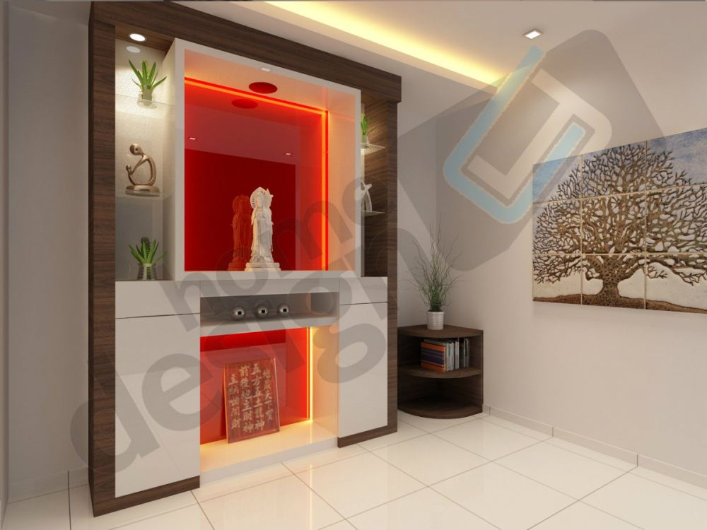 Cai Yi Design M Sdn Bhd Altar 3d Design Altar Design