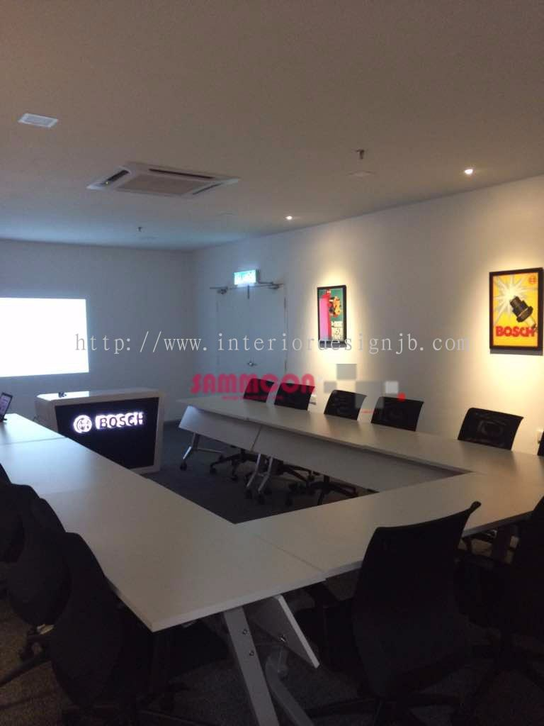 Johor office design and renovation commercial units from for Office design johor