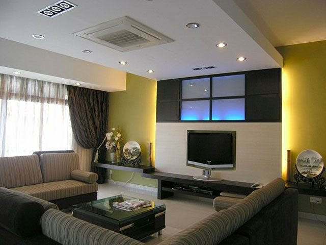Johor living room from in fortune design sdn bhd for Living room ideas malaysia