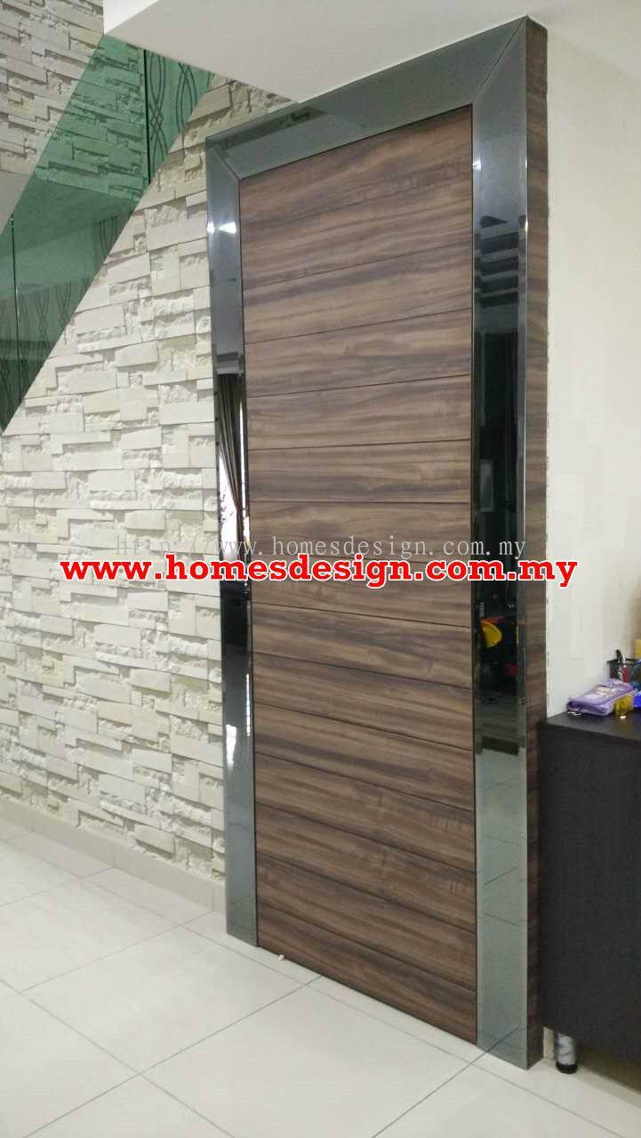 Johor store door design daripada my homes renovation for Door design johor