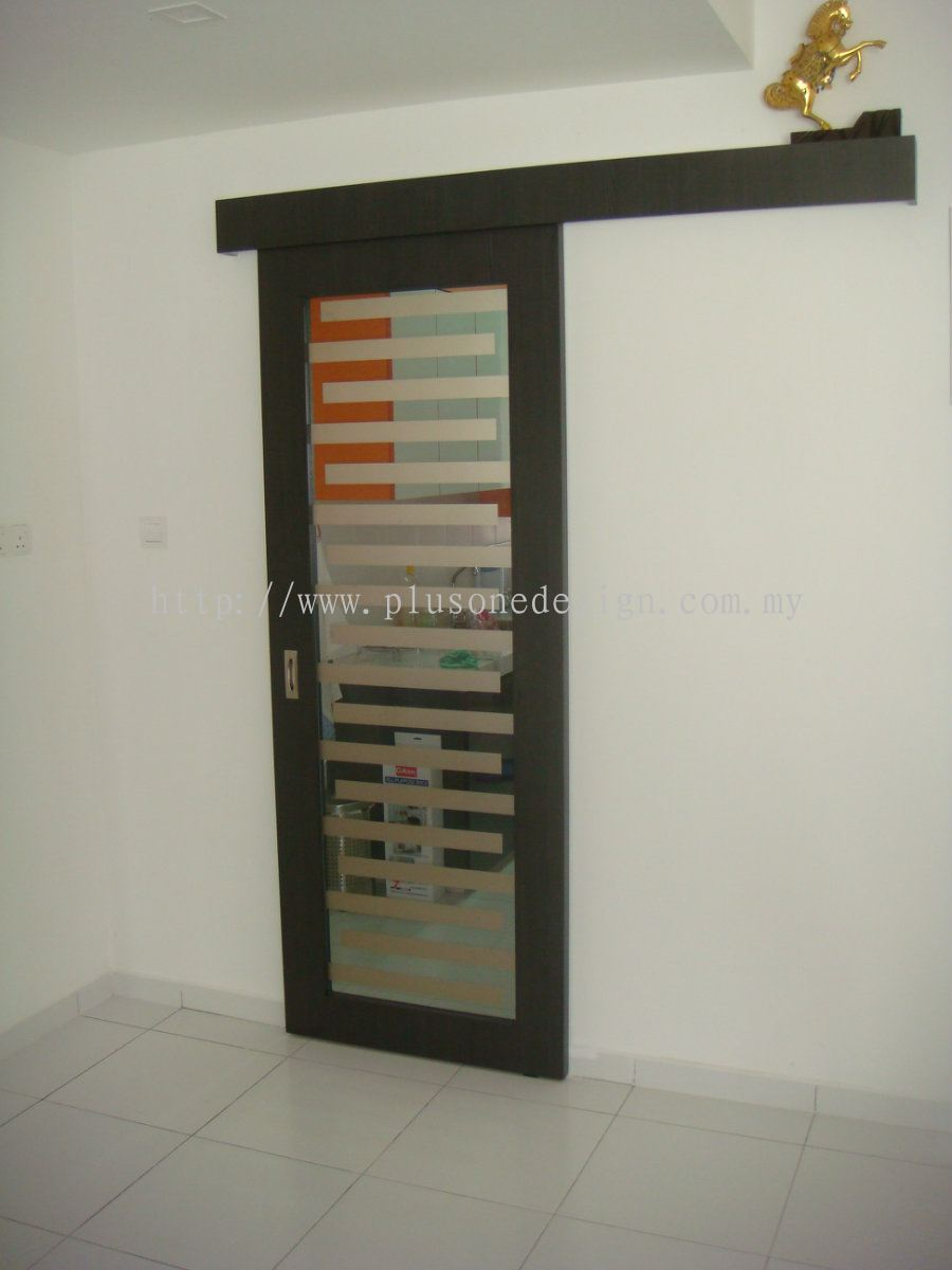 Johor kitchen sliding door sliding door door window for Door design johor bahru