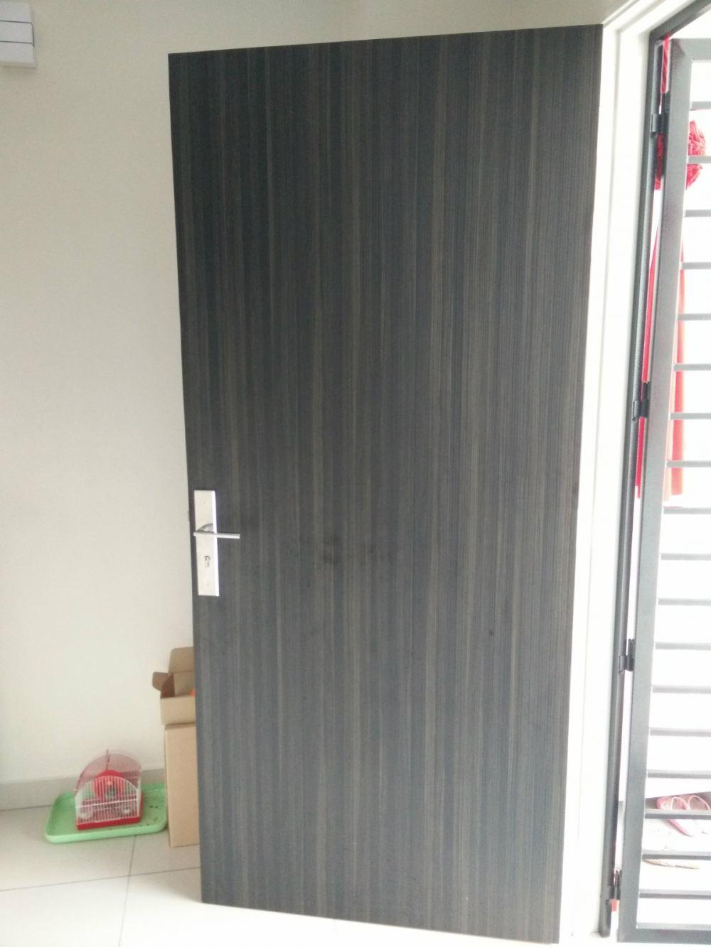 Johor door renew design daripada miji design studio for Door design johor
