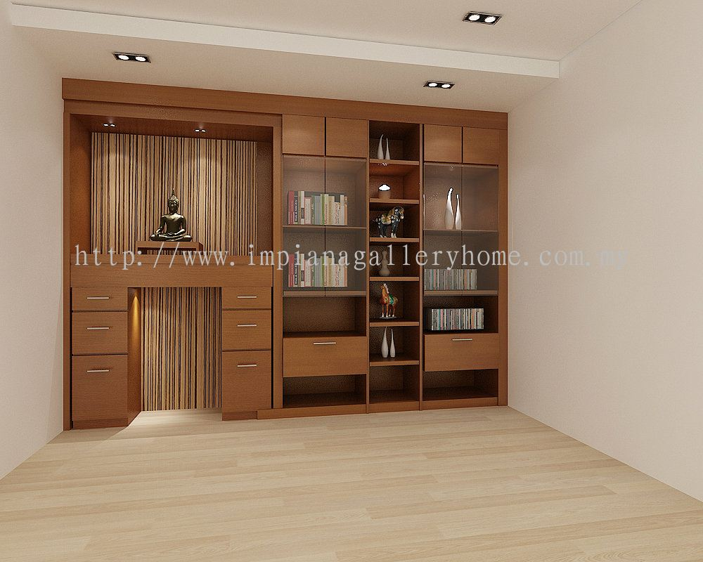 Petaling Jaya Altar Cabinet Design From Impiana Gallery