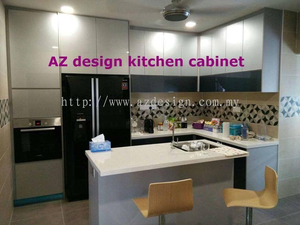 Kabinet Dapur Terkini Murah