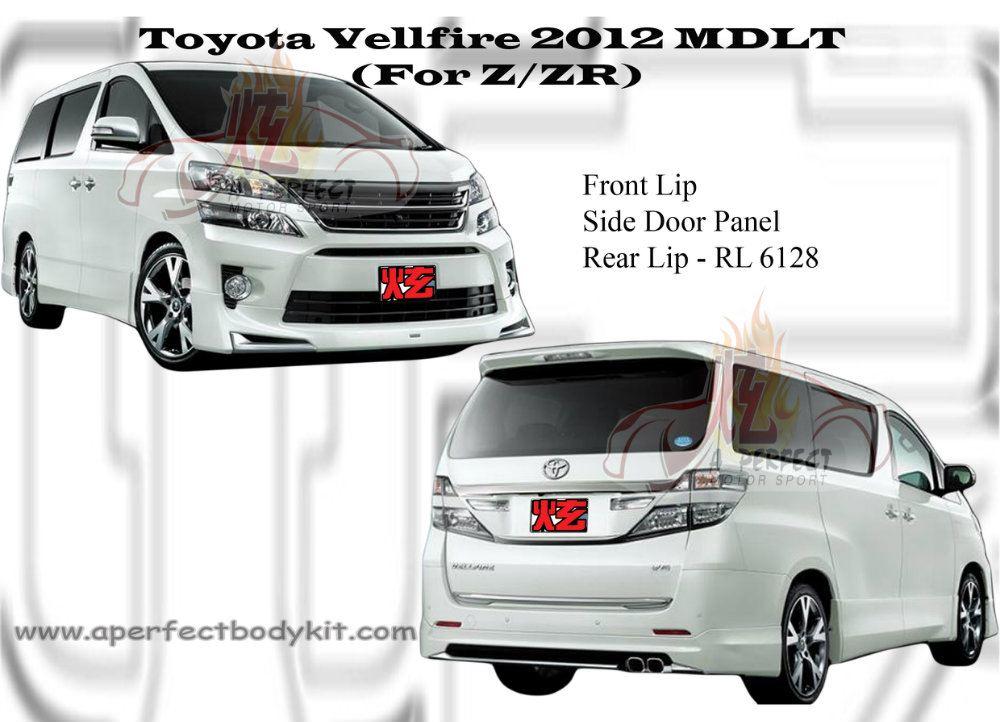 Johor toyota vellfire 2012 mdlt for z zr vellfire 2012 for Toyota motor corporation address
