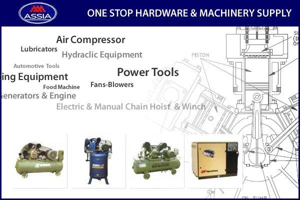 Assia Metal & Machinery Sdn Bhd