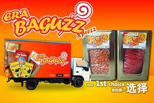 Snack supplier & wholesaler Johor Bahru (JB) Malaysia - Era Baguzz