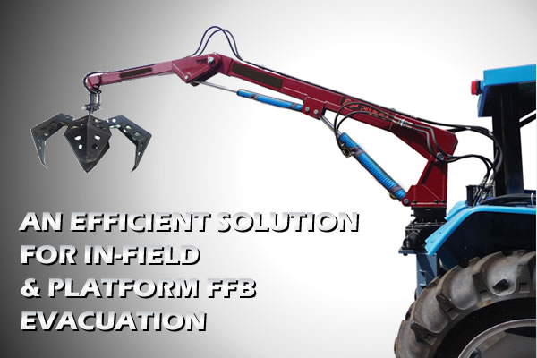 Agricultural Machinery Supplier Malaysia, Mini Crane, Tractor Supply
