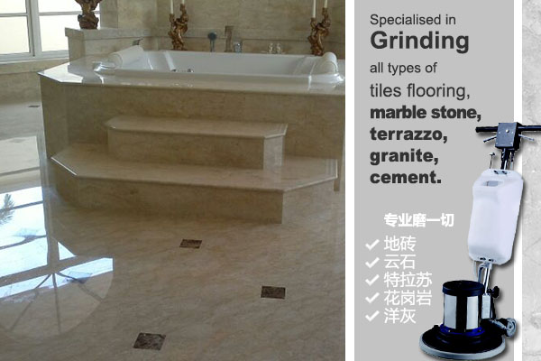 CY Tile Polishing (M) Sdn. Bhd.
