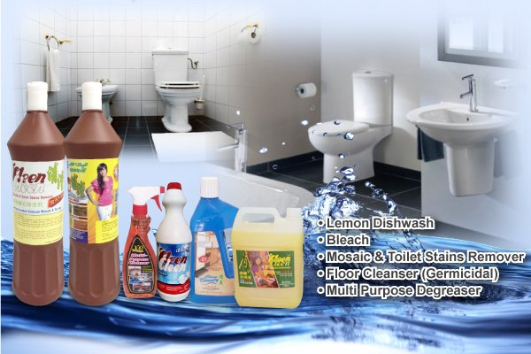 Cleen Cleen Products Trading Pte Ltd
