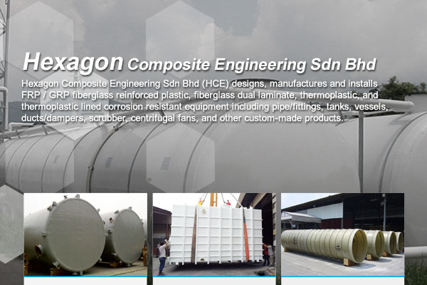 Hexagon Composite Engineering Sdn Bhd
