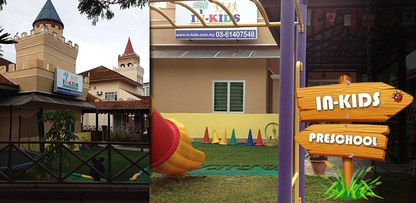 Tadika (In-Kids Pre School)