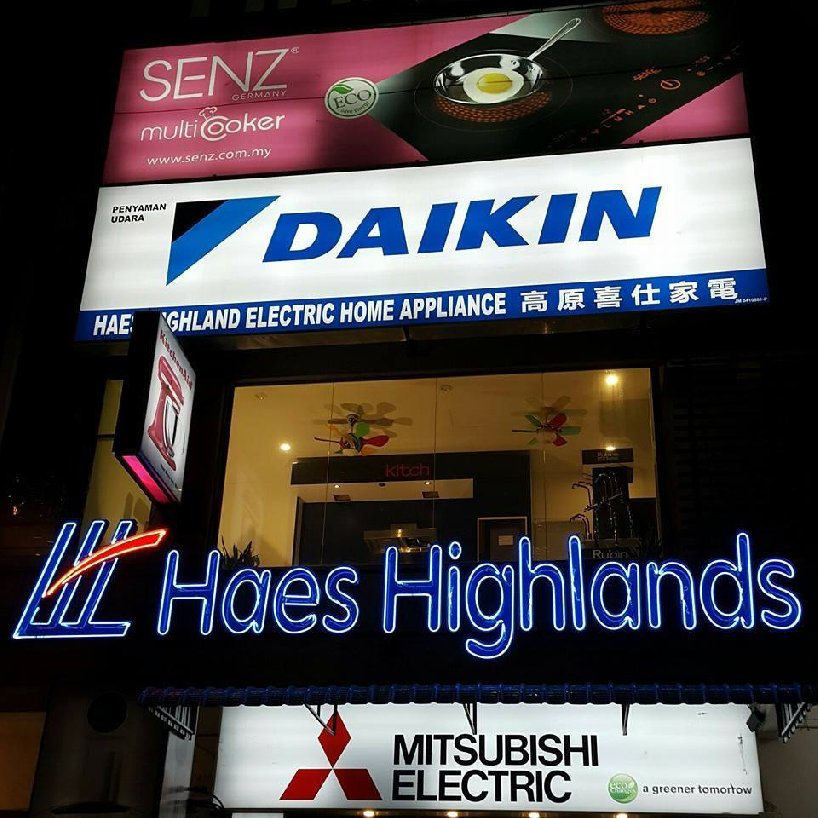 HAES HIGHLAND ELECTRIC SDN BHD