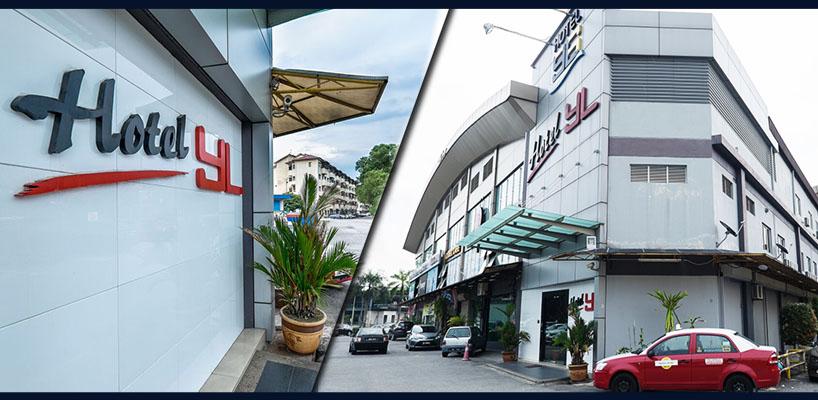 Hotel YL (Yong Hong Management Sdn Bhd)