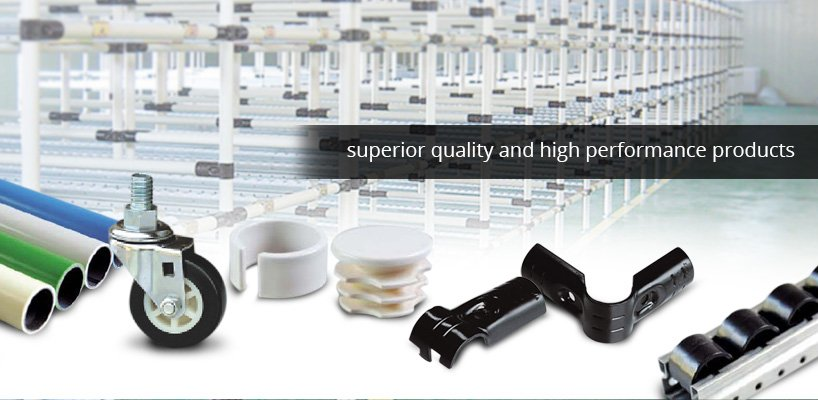Pipe Joint System Supplier Malaysia, Pipe Racking System Supply