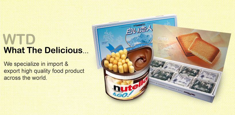 Snack Food Wholesaler & Importer Malaysia, Johor, Beverage Supplier