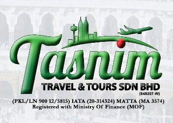 Tasnim Travel & Tours Sdn Bhd