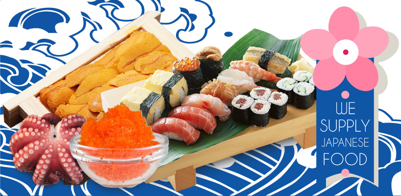 Japanese Foods Supplier Selangor, Malaysia, Japan Frozen Food Supply