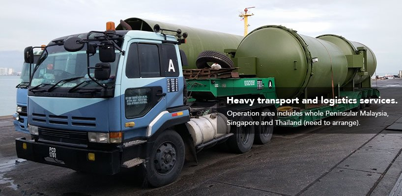 Leatat Heavy Transport Agency Sdn Bhd