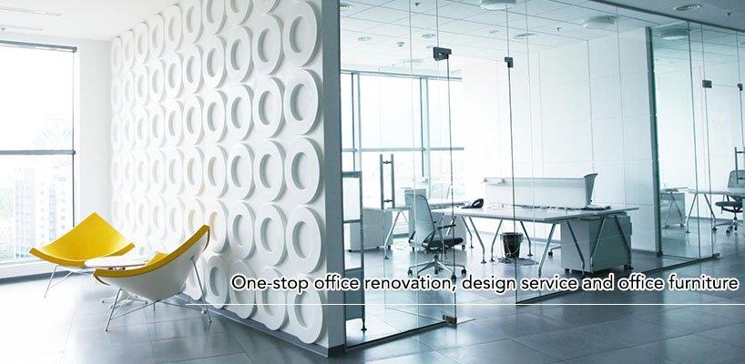 Glomaz Office Design & Renovation