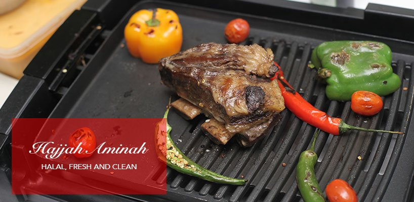 Hajjah Aminah Food Industries Sdn Bhd