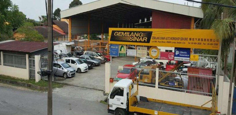 Gemilang Sinar Auto Workshop Sdn Bhd