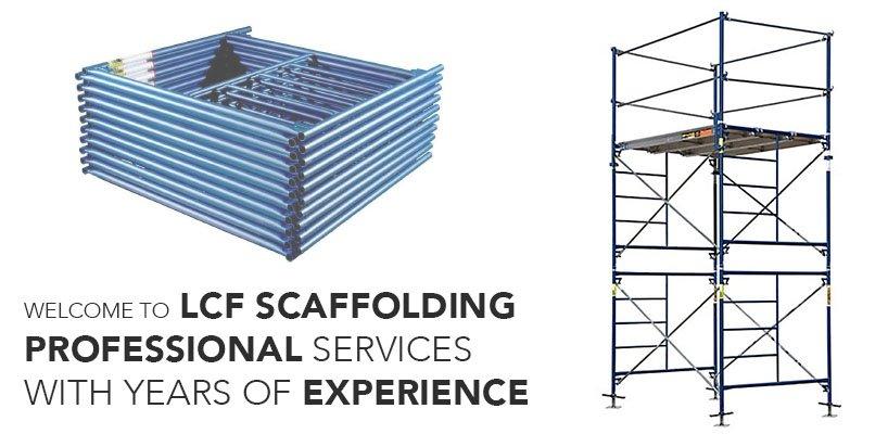 LCF Scaffolding & Renovation Sdn Bhd