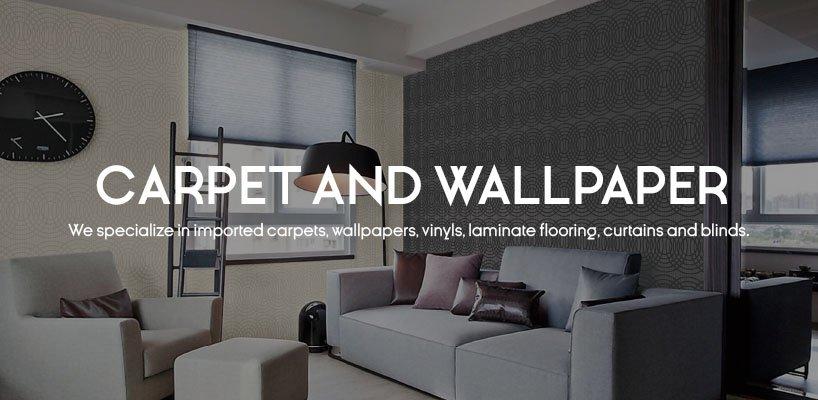 CSS CARPET AND WALLPAPER SDN BHD