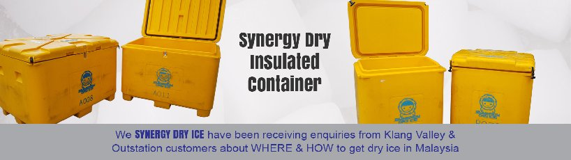 Synergy Dry Ice