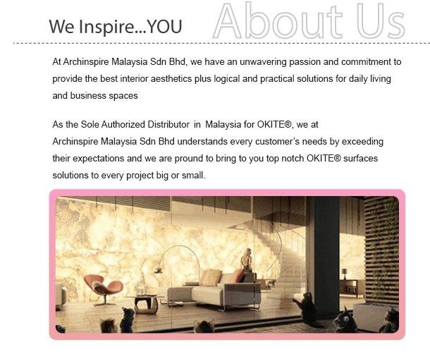 Archinspire Malaysia Sdn Bhd