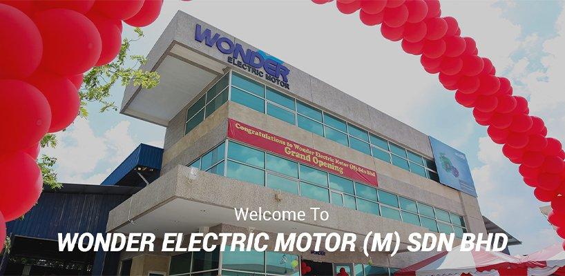 Wonder Electric Motor (M) Sdn Bhd