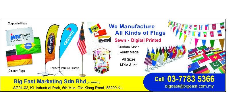 Big East Marketing Sdn Bhd