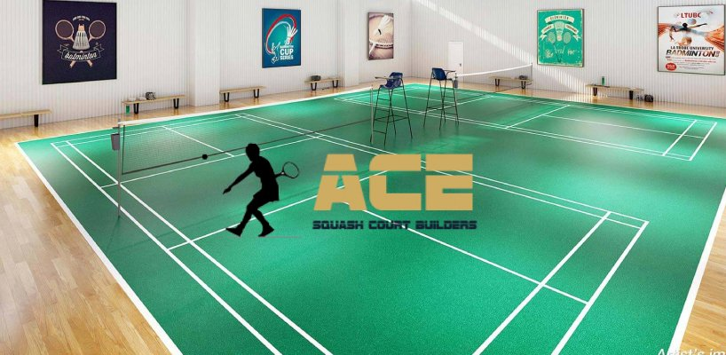 ACE SQUASH COURT BUILDERS