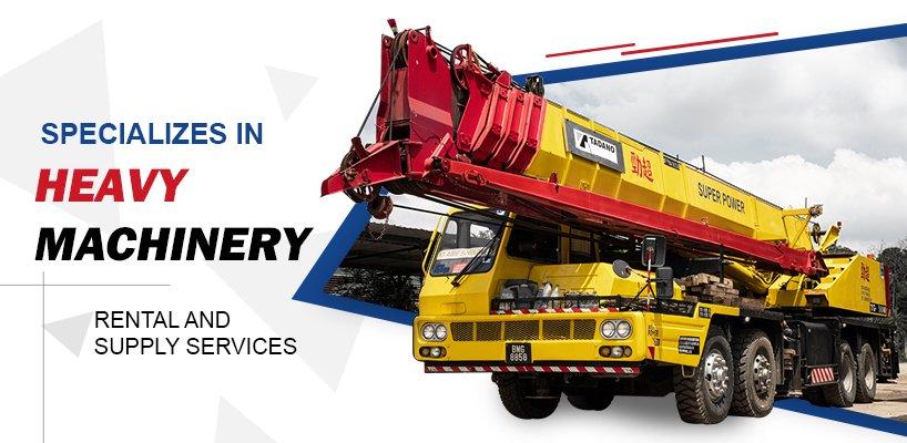 Super Power Crane Machinery Sdn Bhd