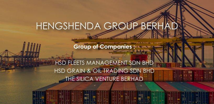 HENGSHENDA GROUP BERHAD
