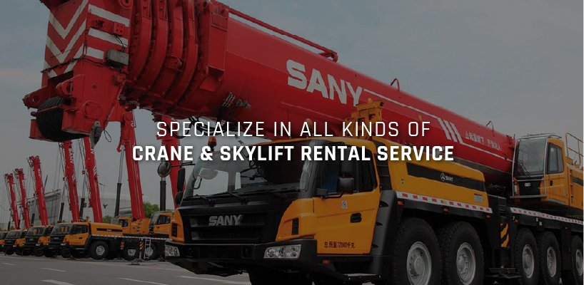 GC Crane & Skylift Services Sdn Bhd