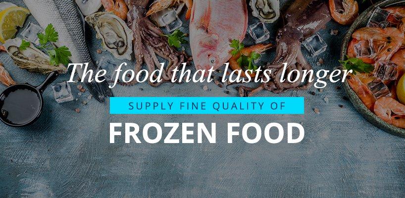 SEAMARINE FROZEN FOOD & SUPPLY