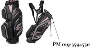 COBRA GOLF CART BAG AND STAND BAG