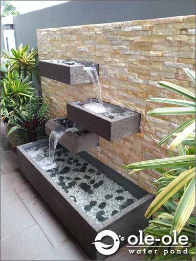 Johor p18 water ponds design malaysia kolam ikan hiasan for Koi pond design malaysia