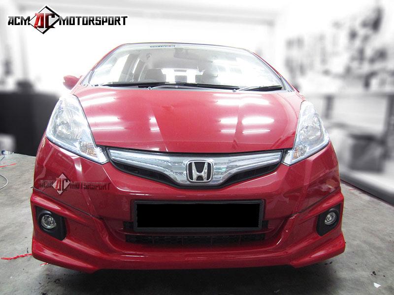 Jazz 2012 Mugen Honda Jazz Hybrid 2012 Mugen