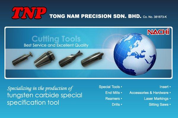 Tong Nam Precision Sdn Bhd