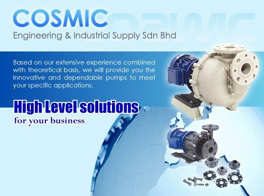 Cosmic Engineering & Industrial Supply Sdn. Bhd.