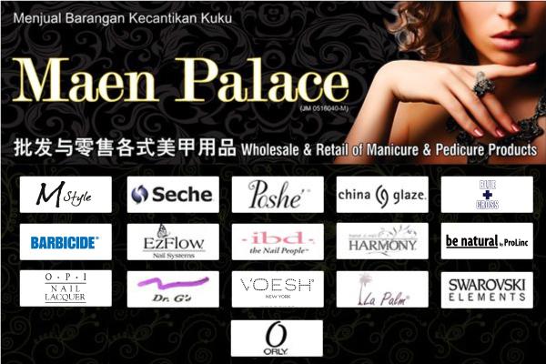 Maen Palace
