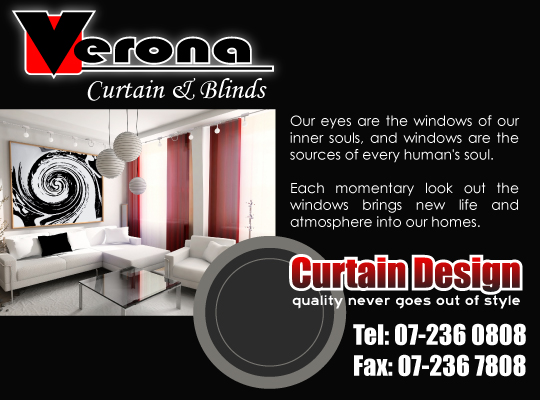 VERONA CURTAIN & BLINDS