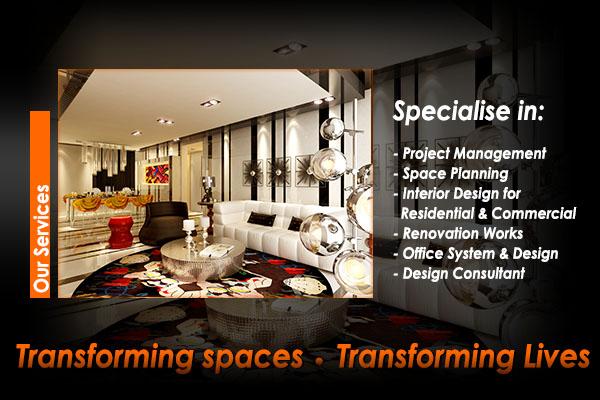 Sense Interior Design & Contract