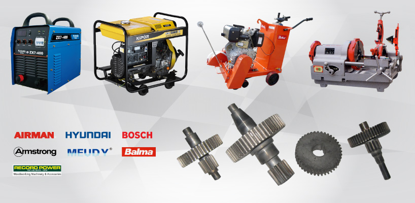 Boke Tools Machinery Pte Ltd