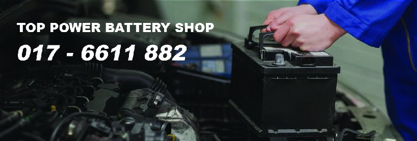 TOP POWER BATTERY SHOP